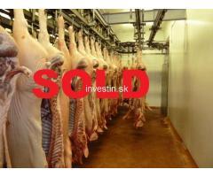 Slaughterhouse for sale