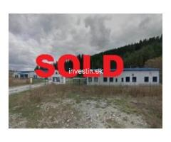 Former Meat Processing Factory for Sale by Auction