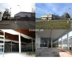 Logistics Area by Automotive Plants for Sale or Rent