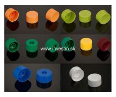 Pharma plastic caps business for sale