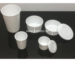 Pharma plastic caps business for sale