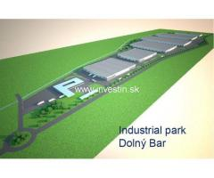 36ha land area for industrial park